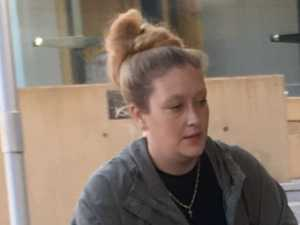 Woman 'terrified' after car park road rage assault