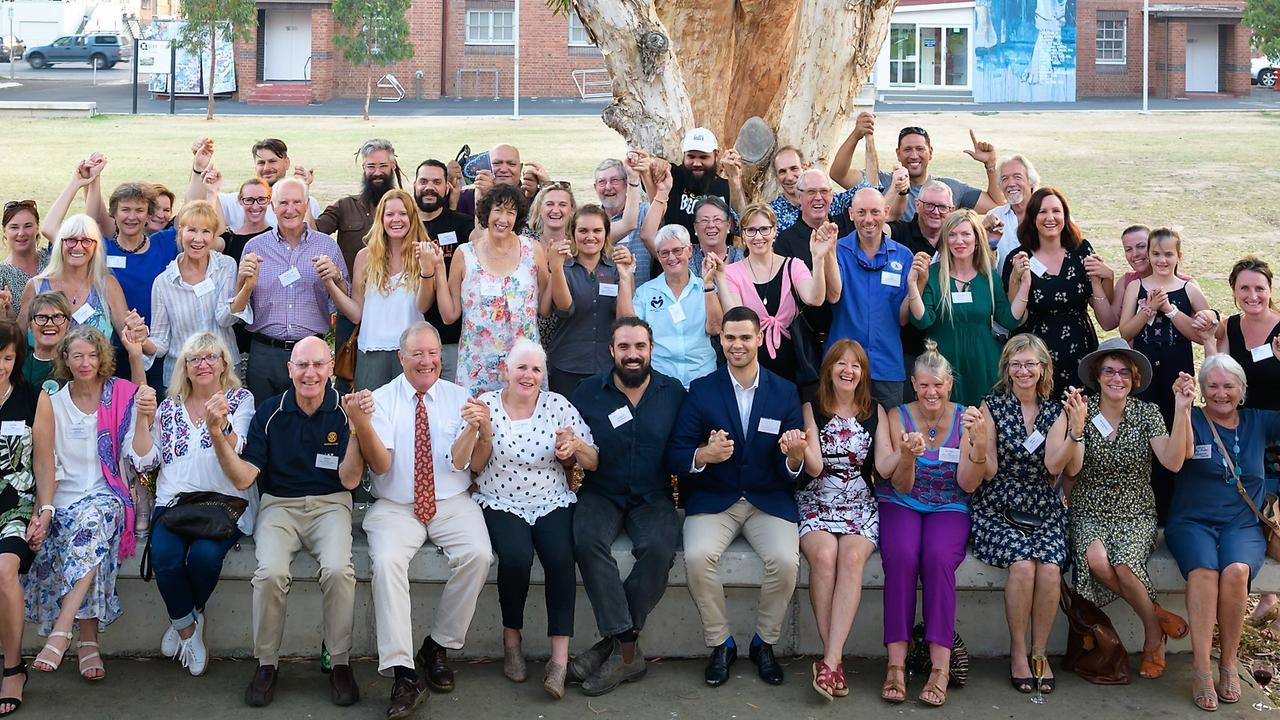 Recipients of the Northern Rivers Community Foundation 2020 Community Grant.