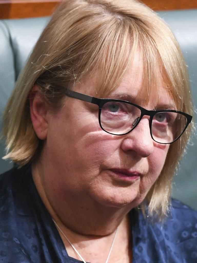 Jenny Macklin. Picture: AAP