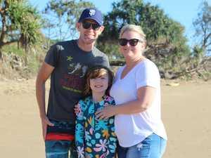 SOCIAL SATURDAY: Daniel, Isla and Janette Brennan