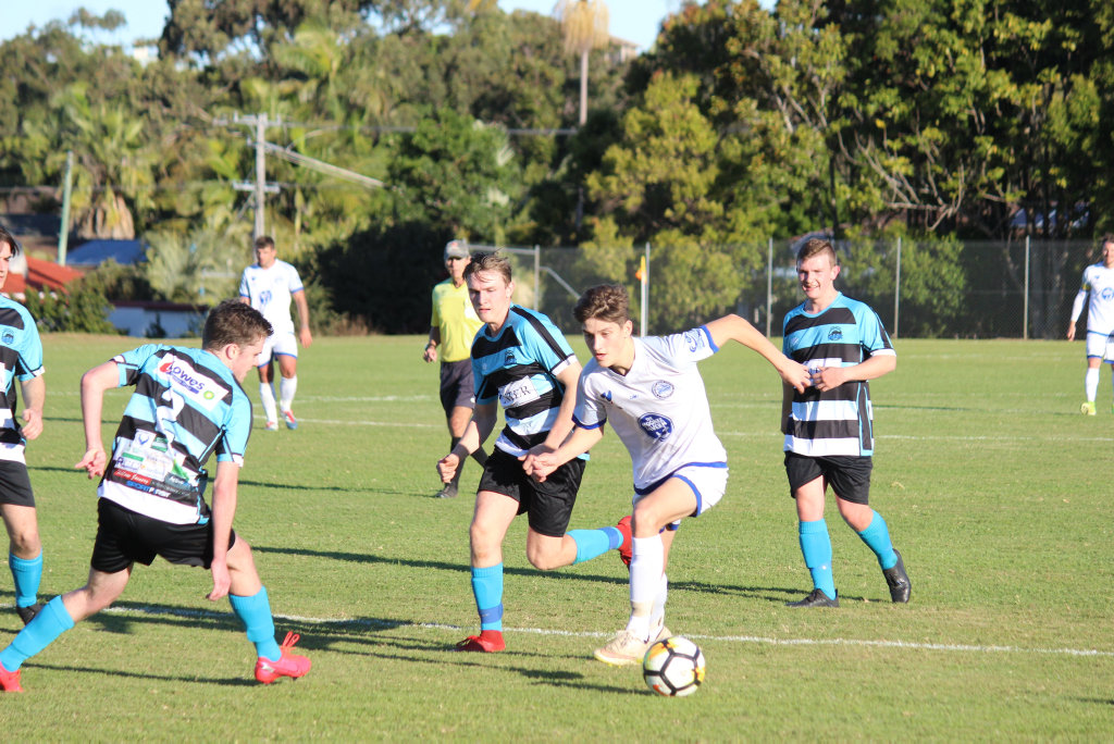 Northern Storm host Taree Wildcats in round one of the inaugural Coastal Premier League at Korora on Saturday, July 4, 2020. Photos: Mitchell Keenan and Tim Jarrett