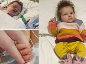 Meet the miracle baby who's defied all doctors' odds