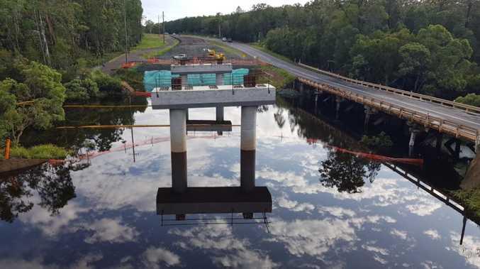Major Gympie region bridge upgrade will be ready this year