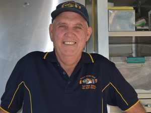 Trucking on: Beloved Mackay pie man 'humbled' by send off