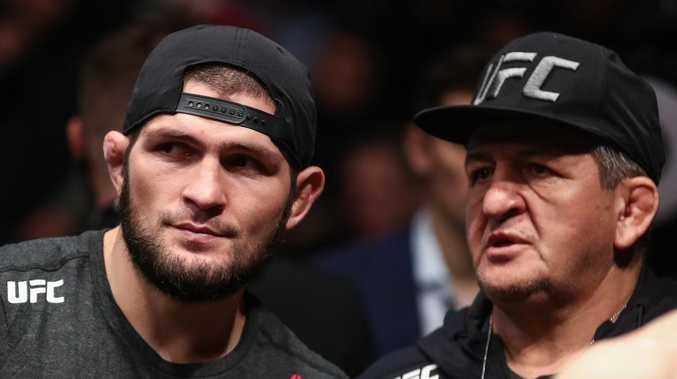 UFC world mourns tragic death