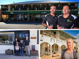 Pubs with no cheer: Regional icons on the brink