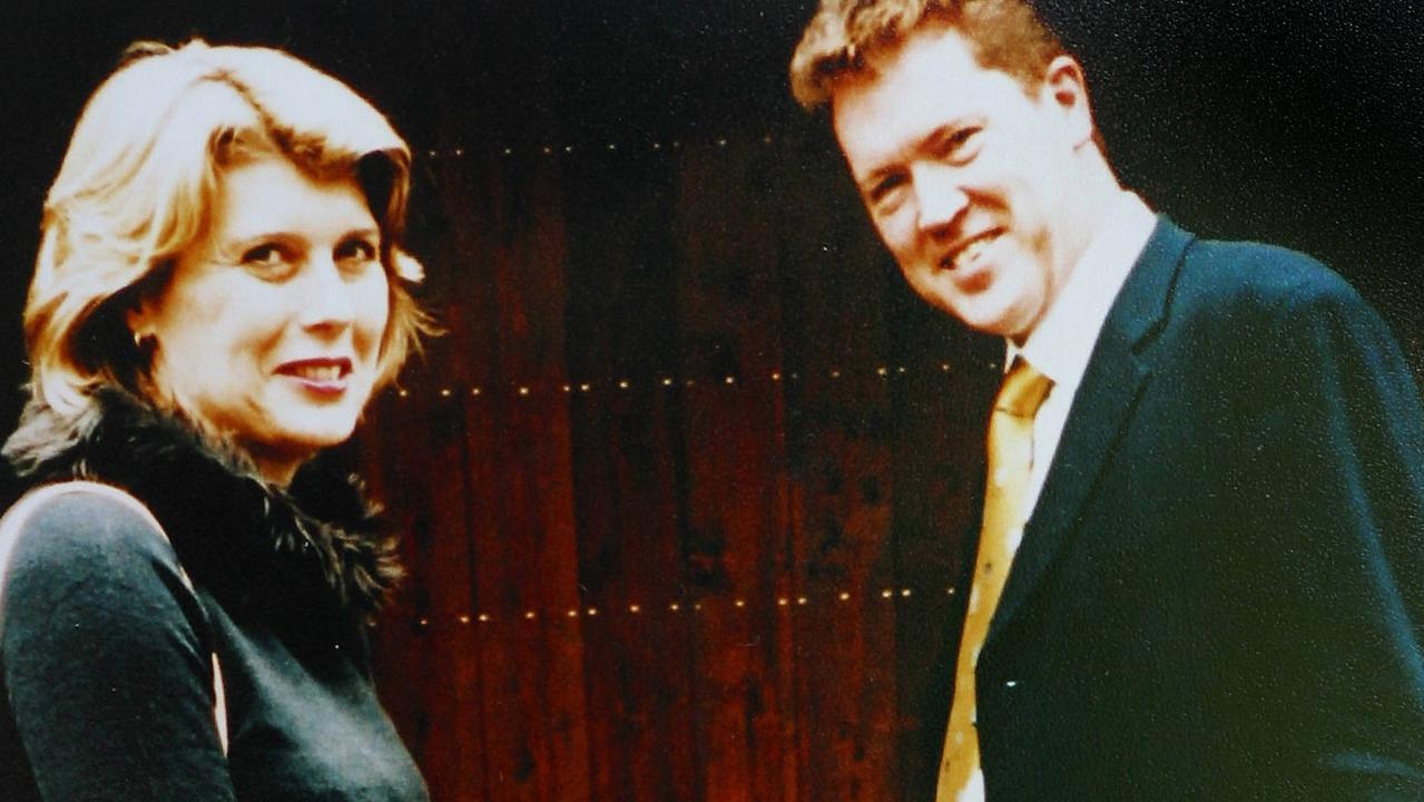Julie Ramage (left).