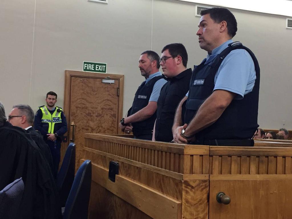 Murderer Daniel Cameron, 16. Picture: NZ Herald