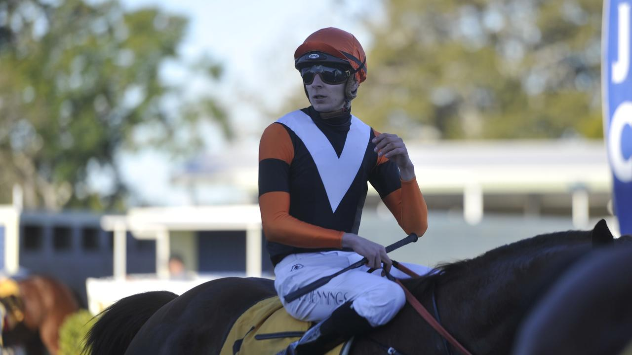 Kristen Buchanan-trained Jazzland was the winner of the South Grafton Cup, piloted by Koby Jennings during South Grafton Cup Day on Sunday, July 5, 2020.