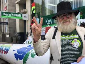 How did Nimbin's cannabis campaigner fare in by-election?