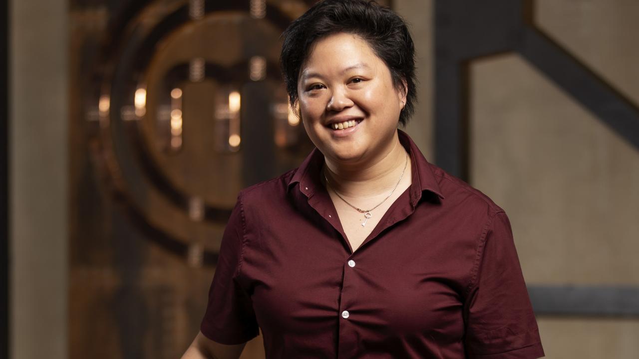 MasterChef Australia contestant Sarah Tiong. Picture: MasterChef/Network 10