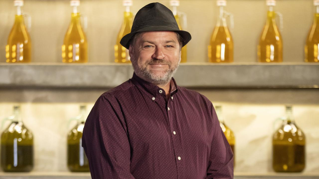 Chris Badenoch was the seventh contestant eliminated on MasterChef.