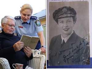 Margo's WWII diary found on supermarket floor