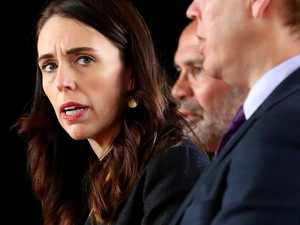 'Team of 5 million' turn on Ardern