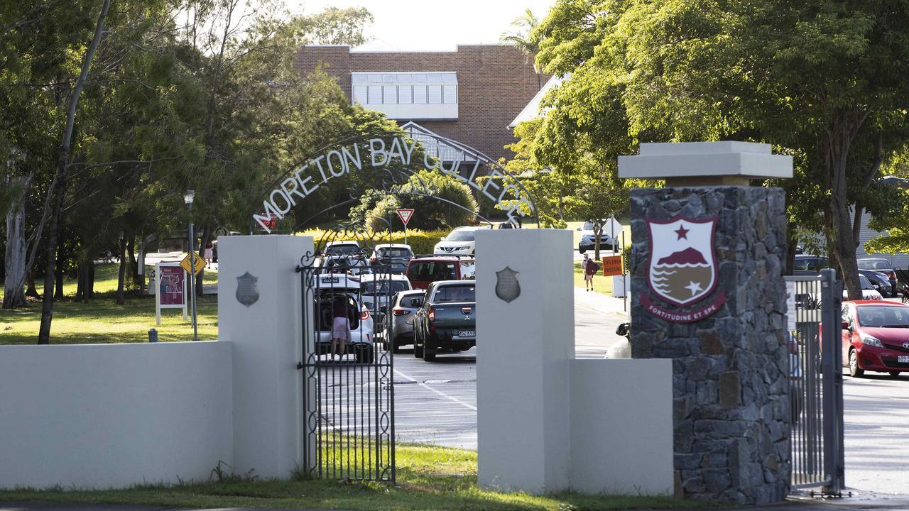 Moreton Bay College. Picture: AAP Image/Attila Csaszar