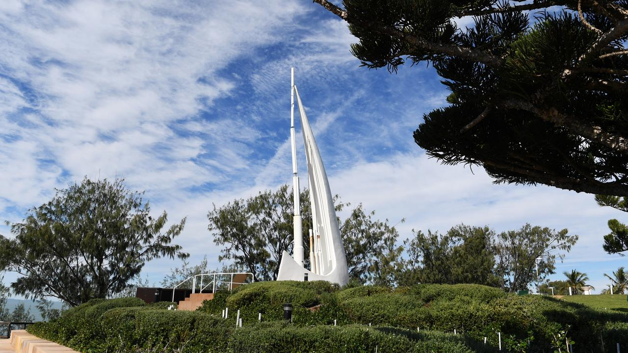 The Singing Ship is an iconic landmark at Emu Park. Picture: File