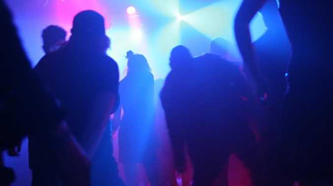 Police examine dancefloor footage