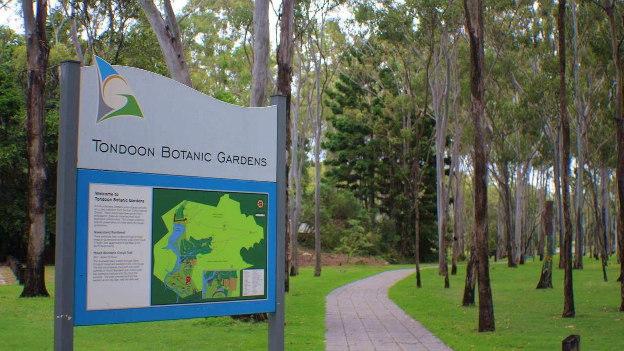 Tondoon botanic Gardens