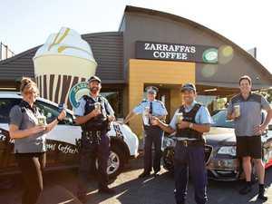 Blow zero, cop a free coffee