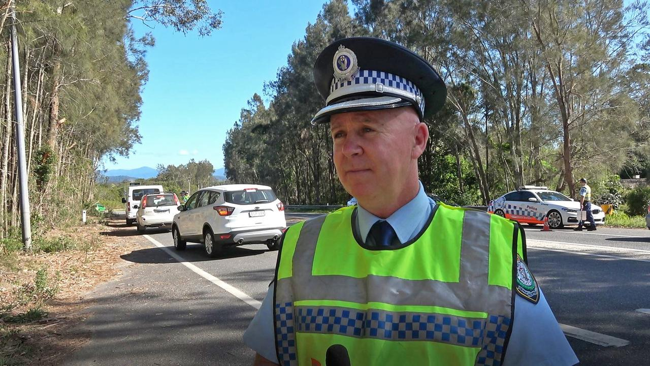 Coffs/Clarence Police District Commander Superintendent Steve Clarke is urging drivers to take care on the road during the school holidays.