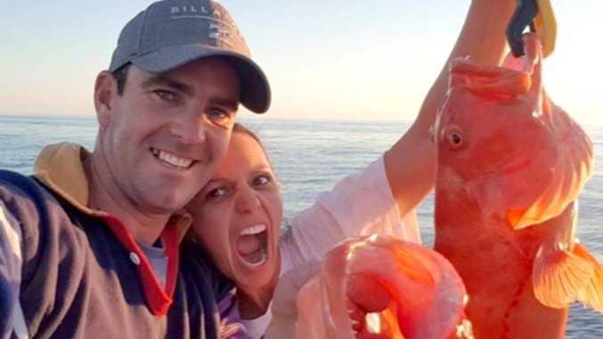 'He saved my son's life': Mum honours shark attack victim