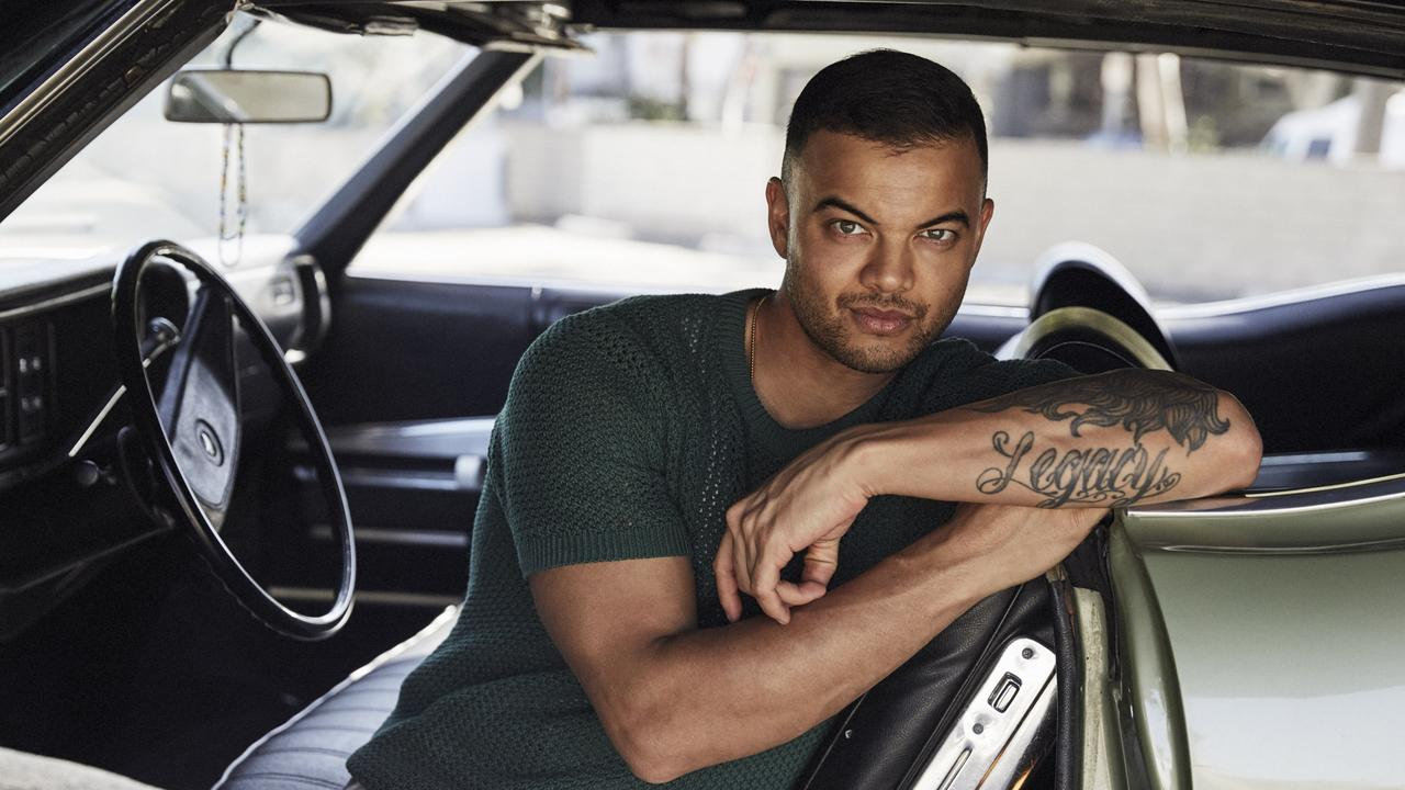 Guy Sebastian said he had a gun pressed into his head while he was living in LA.