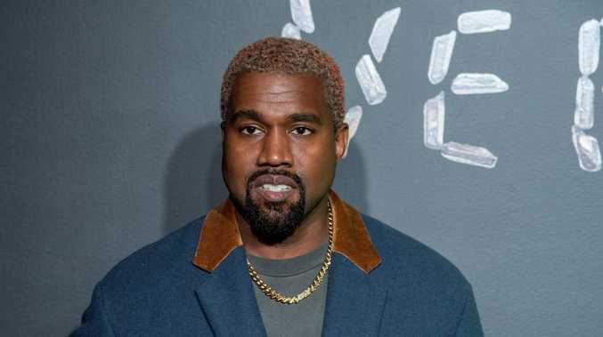 Kanye West: 'I am running for president'