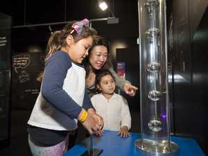 Science lovers at Cobb and Co