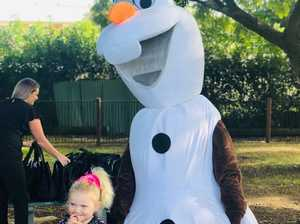 GALLERY: Olaf at Grafton