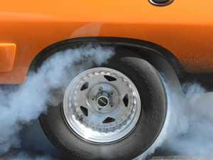 'I f----- up': Driver over 3x limit flips car after burnout