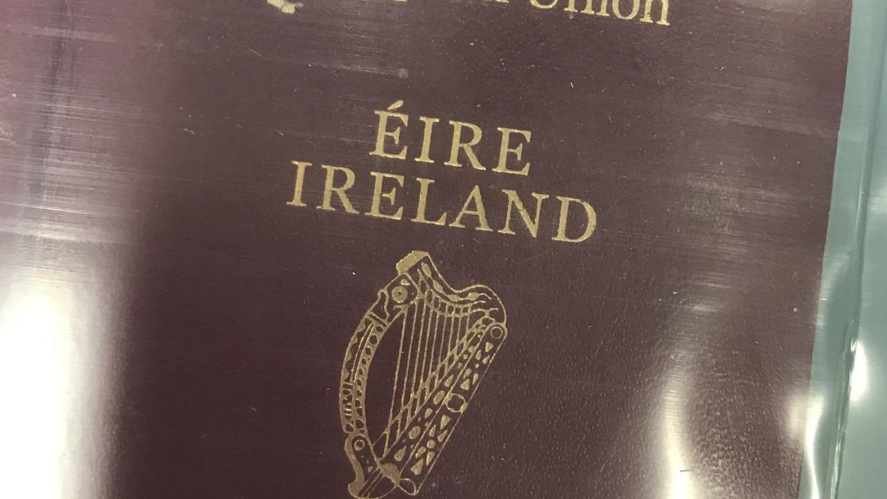Is this your passport? Contact police and quote the reference QP2001394453.