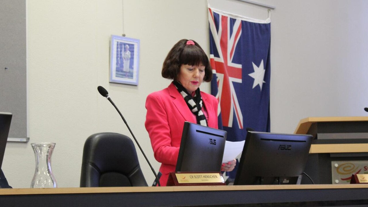 Councillor Kathy Duff does not know why she didn't receive more support at the June general council meeting. File Photo.