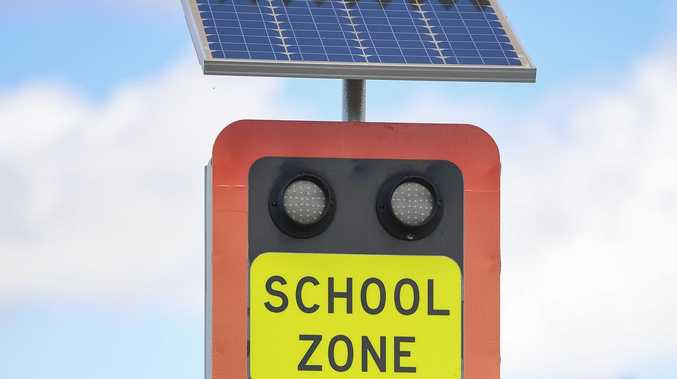 Toowoomba school zones set to receive new flashing lights