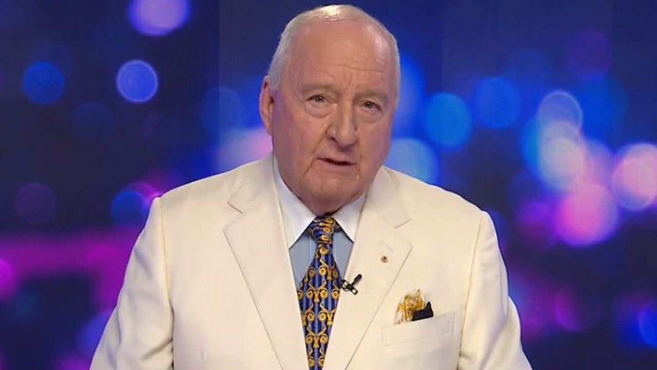 Alan Jones will host his one-hour show from Monday to Thursday at 8pm. Picture: Sky News