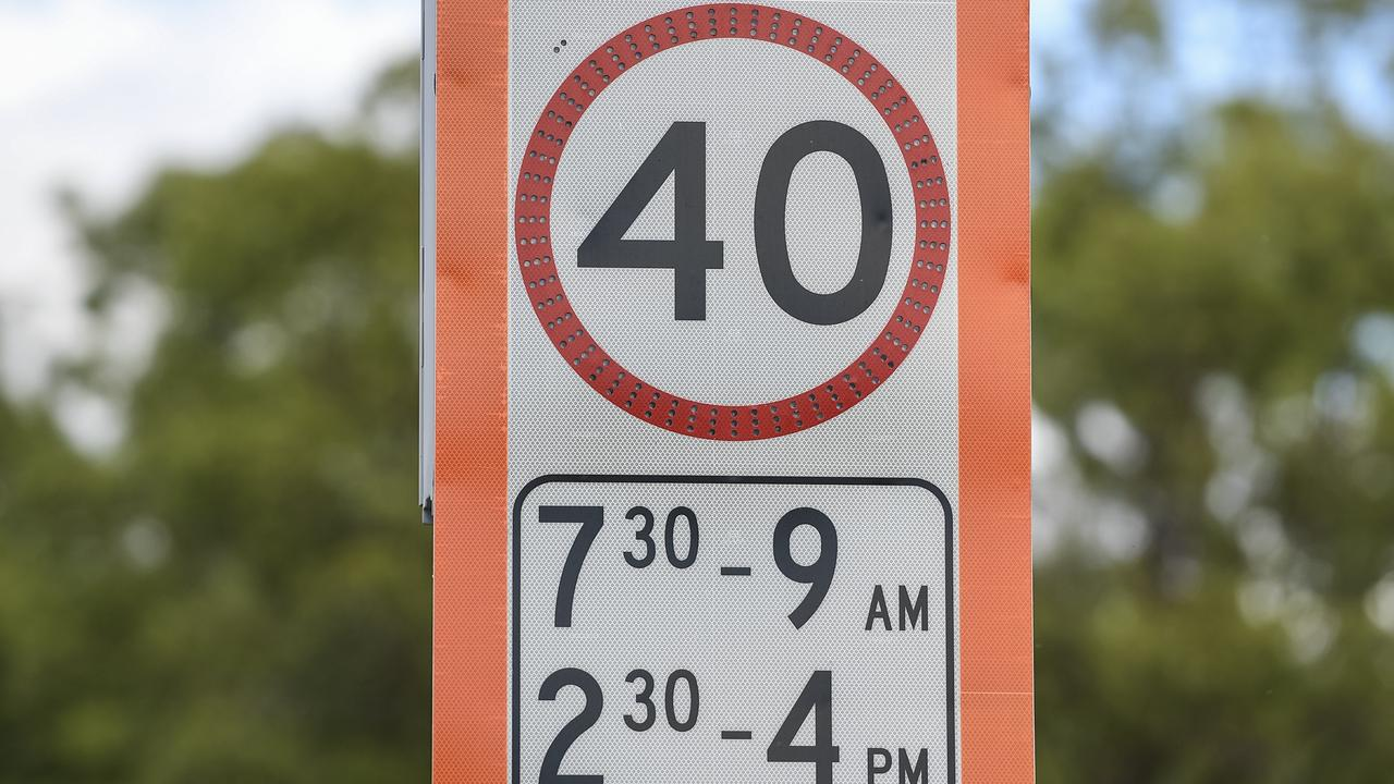 The new flashing speed signs will be installed throughout the state, including four locations in the Bundaberg region.