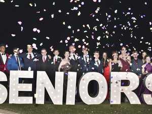 Toowoomba students rejoice as school formals make a return