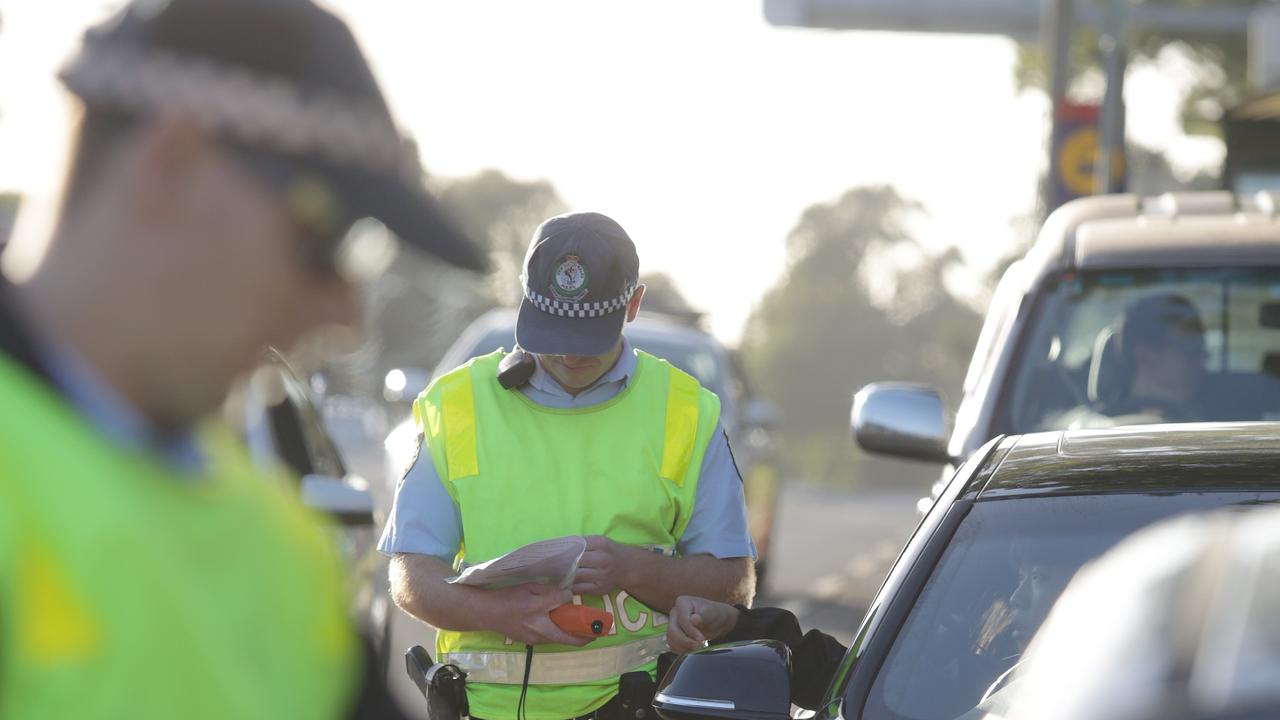 The 41-year-old woman allegedly blew 0.106 behind the wheel of a car in Tweed.