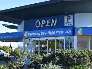 No bail for man accused of robbing pharmacy