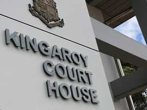 IN COURT: The 40 people appearing in Kingaroy court today