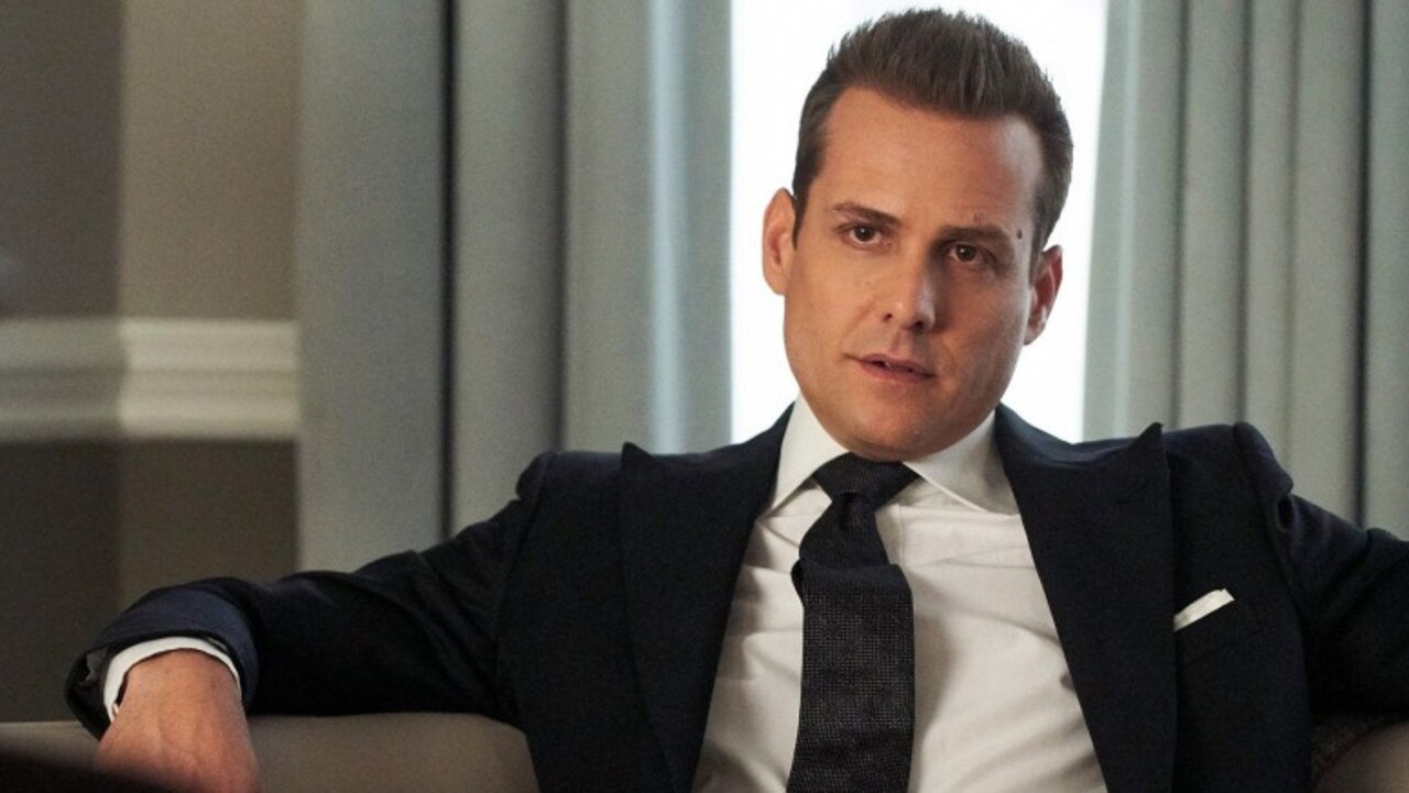 Gabriel Macht as Harvey in Suits.