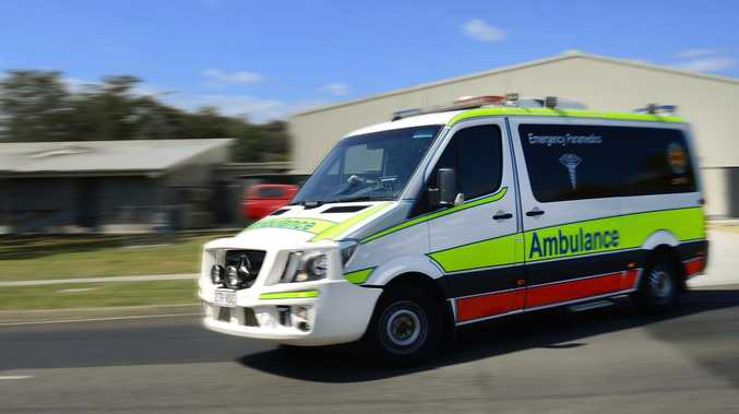 Man killed in bike crash near Stanthorpe