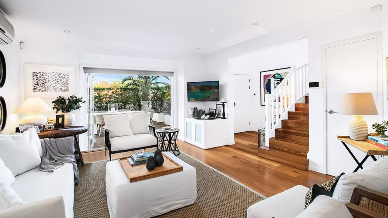 The sold sticker has gone up on the home of Sunrise co-host Sam Armytage after 12 days on the market and she's believed to be 'over the moon' with the price.