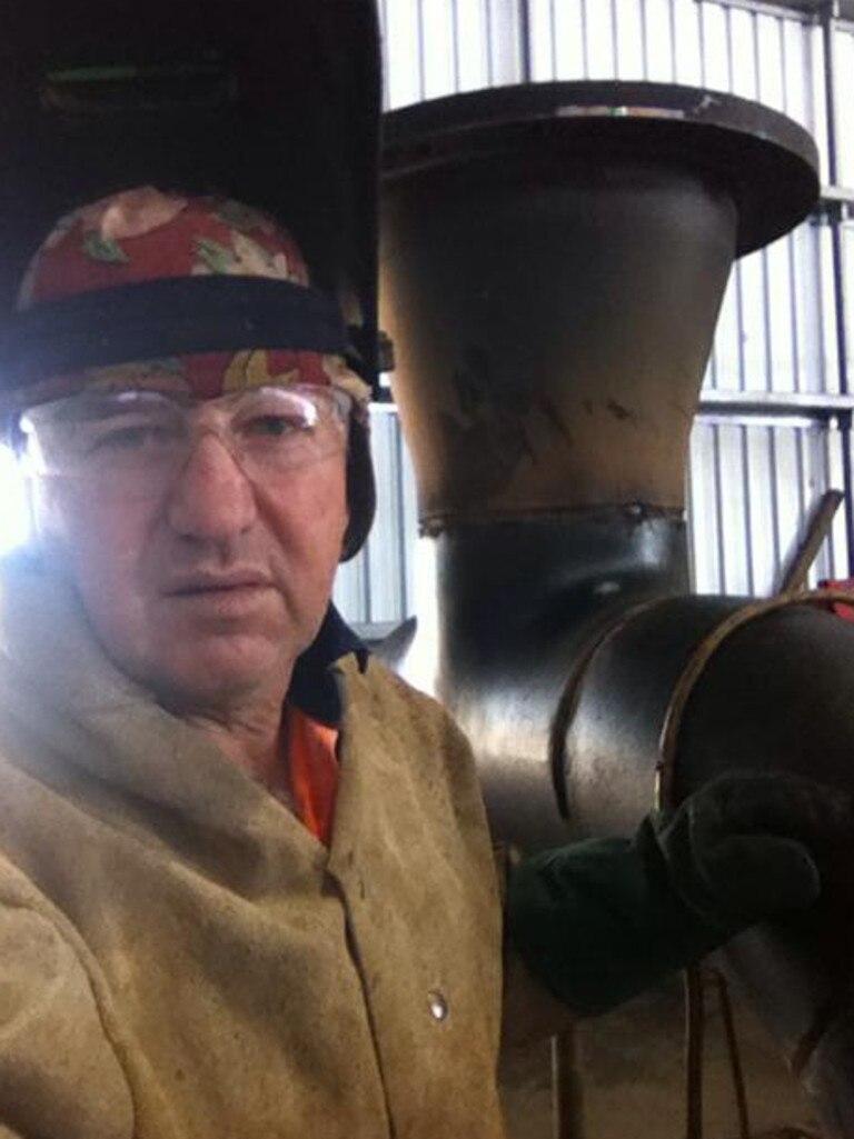 CQ Steel Industries owner Tony Wust