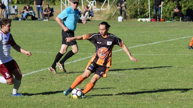 Hungry Tigers mix it with 'benchmark' Boambee