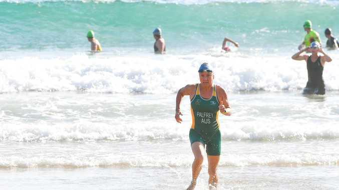 Run in paradise: Regional triathlon gets green light