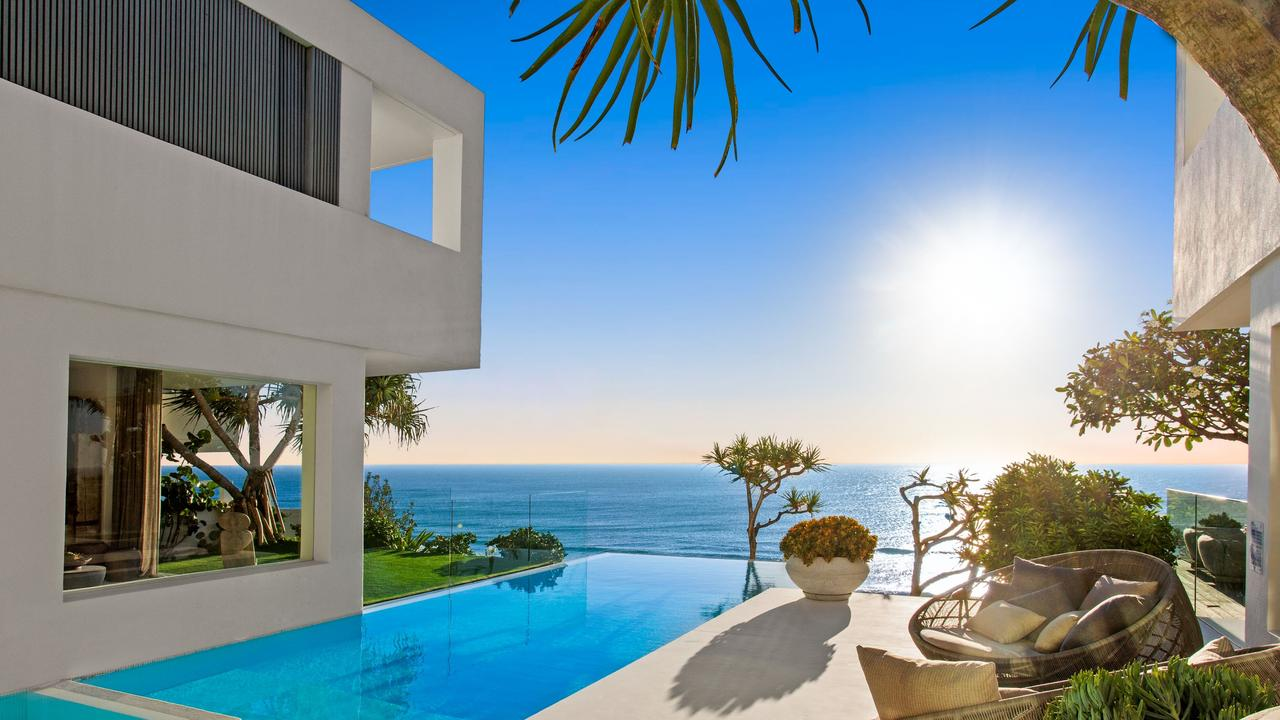 This Sunshine Beach home was bought by former PM Kevin Rudd and wife Therese Rein earlier this year.