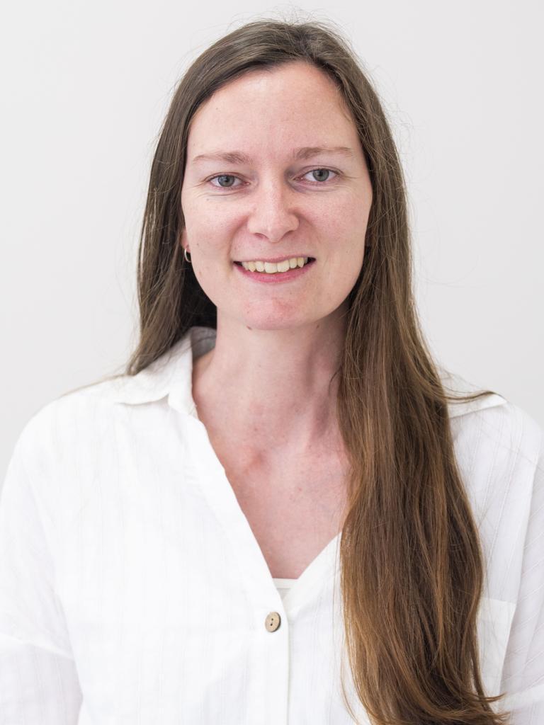 The Daily Examiner digital producer Jenna Thompson.