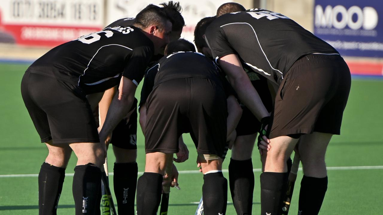 Wests hockey players are among the regional sports teams keen to enjoy what they can from what is left of this season. Picture: Cordell Richardson