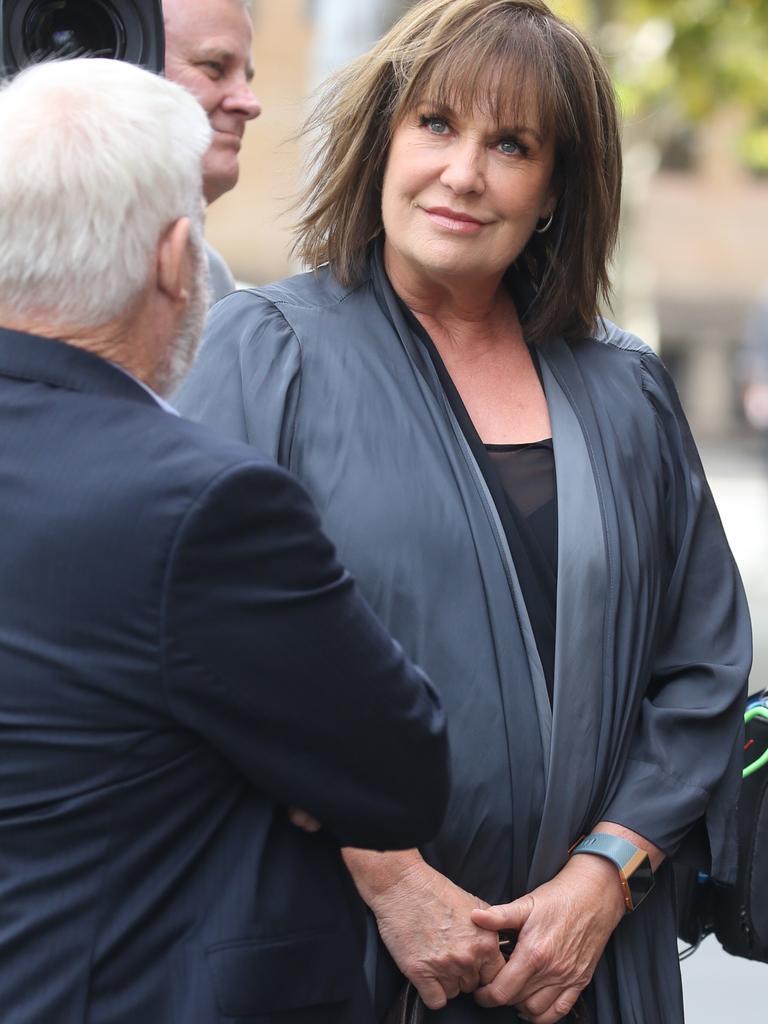 A Current Affair host Tracy Grimshaw. Picture: John Grainger
