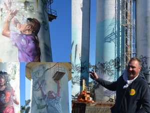BREATHTAKING: Burnett art trail nearing completion
